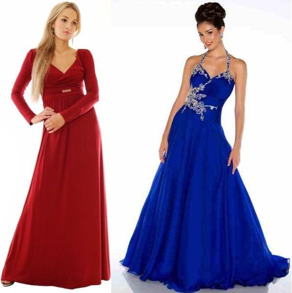 красивые платья в стиле ампир