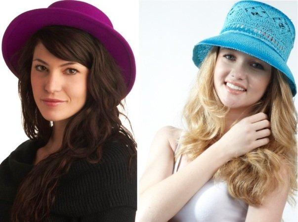 женские шляпы на весну 2015 года на фото