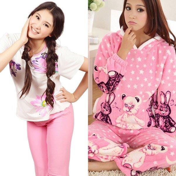 модные пижамы для девушек на фото