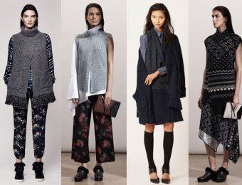Вязаная мода 2017 года: с подиумов в массы