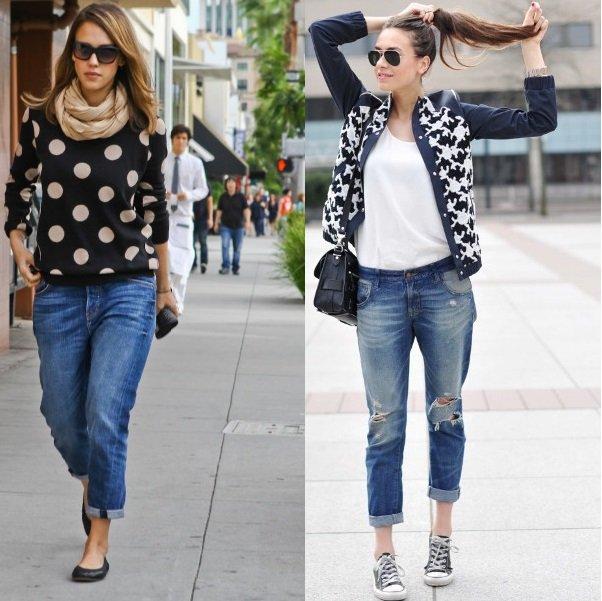 фото джинсовой моды