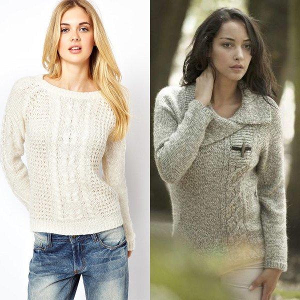 свитера женские 2015