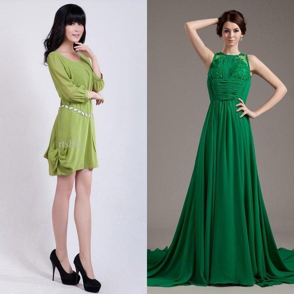В пол темно зеленого цвета
