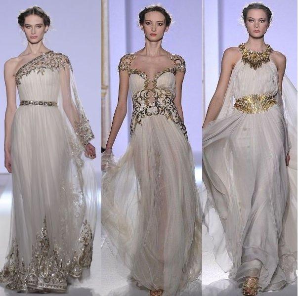 свадебные платья Zuhair Murad на фото