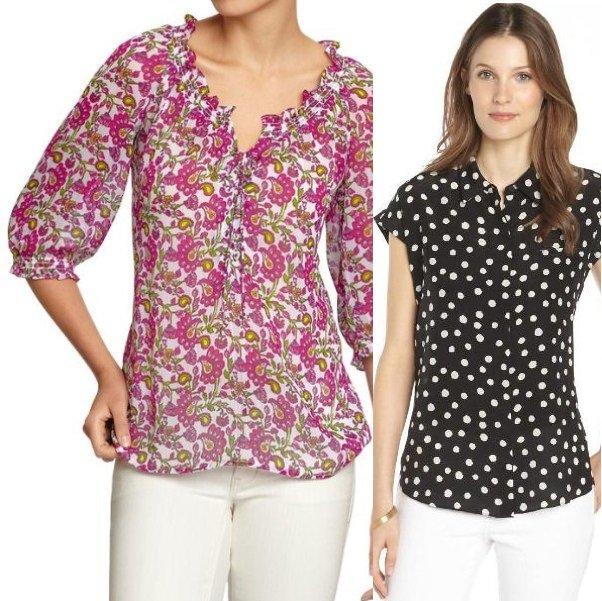 66ce6d3ba39 Ну и еще порция фото блузок на весну-лето в разнообразных стилях и фасонах   ...