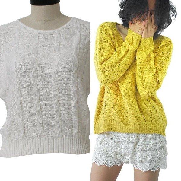 стильные пуловеры на фото