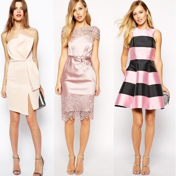 фото модных платьев на весну