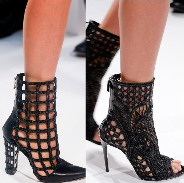 фото модной обуви на лето
