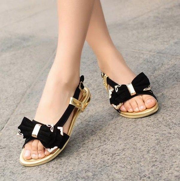 модная летняя обувь на фото