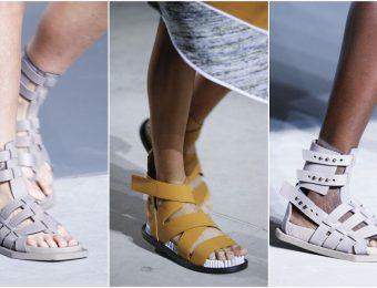 Парящее чудо, или модные тренды и тенденции обуви на лето 2017 года
