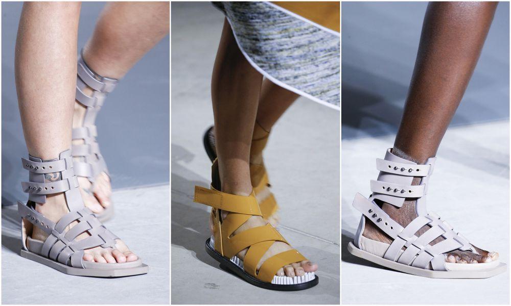 bd9b73d17 Парящее чудо, или модные тренды и тенденции обуви на лето 2017 года