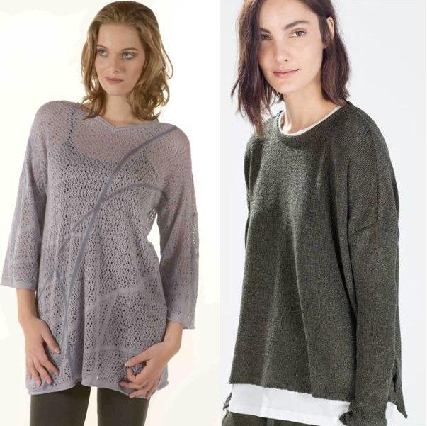 Модные женские свитера и пуловеры 2014-2015 - Твоя Iзюминка