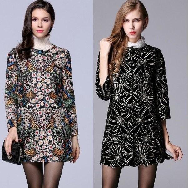 модные весенние пальто