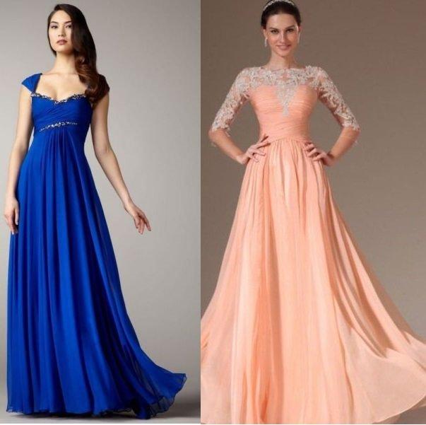 Пышные длинные платья москва