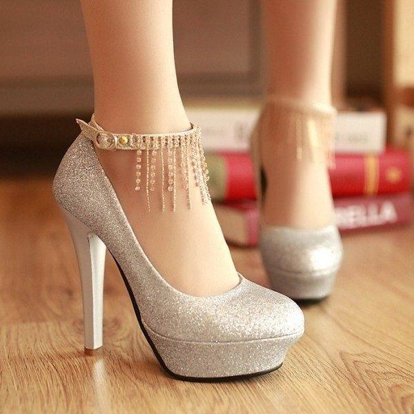 фото выпускных туфель