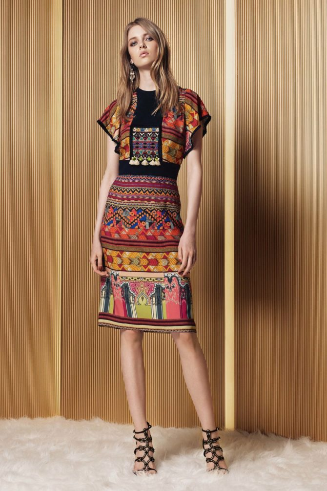 Платье из круизной коллекции