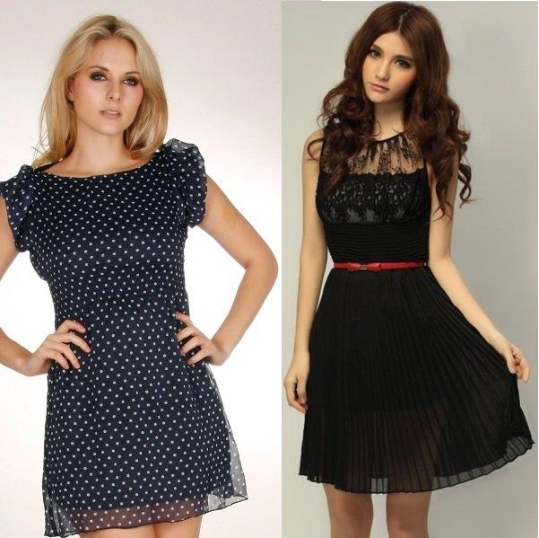 Фотки самых красивых платьев. шифоновые платья, короткие и длинные модели. shifonovye-platya-foto04