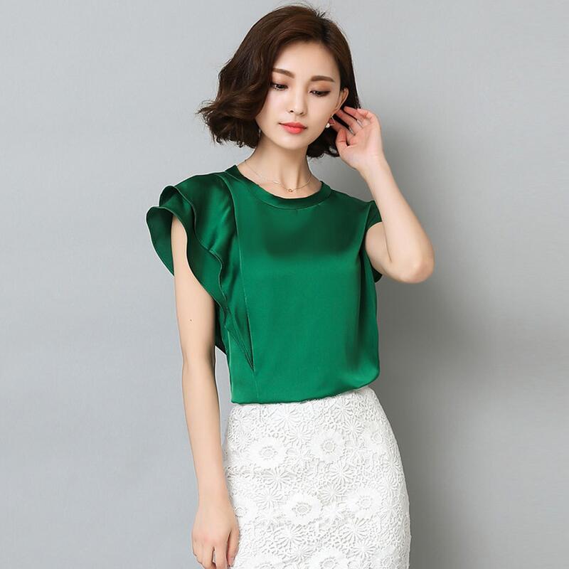 Блузки 2017 Года Модные