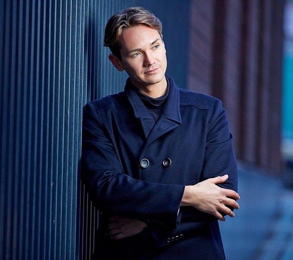 Антон Зорькин, писатель, ведущий телеканала «НТВ»