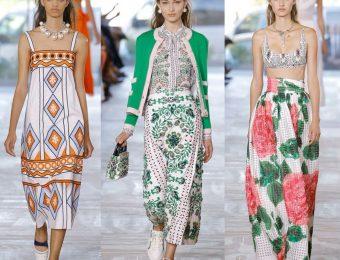 Путеводитель по модным тенденциям в женской одежде на лето 2017 года