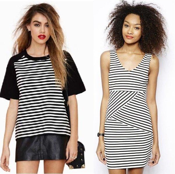 Модные луки на лето 2017