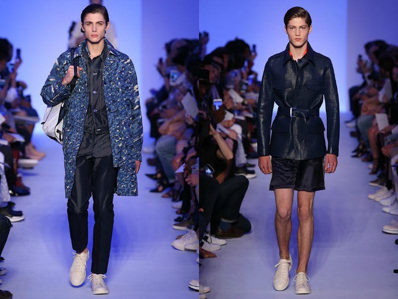 Мужская коллекция от Louis Vuitton