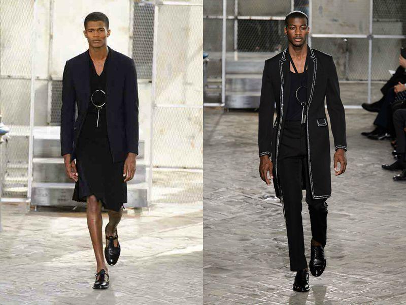 Мужская коллекция от Givenchy