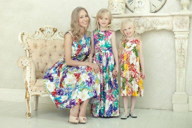 Family look одежда
