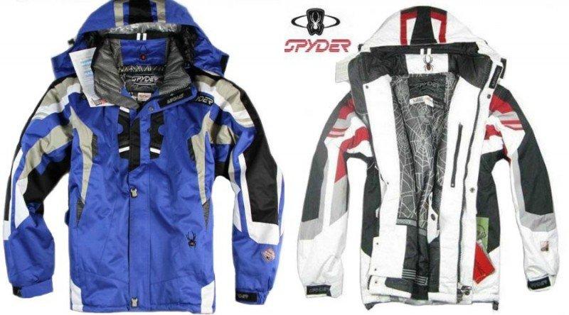 Спортивные куртки Spyder