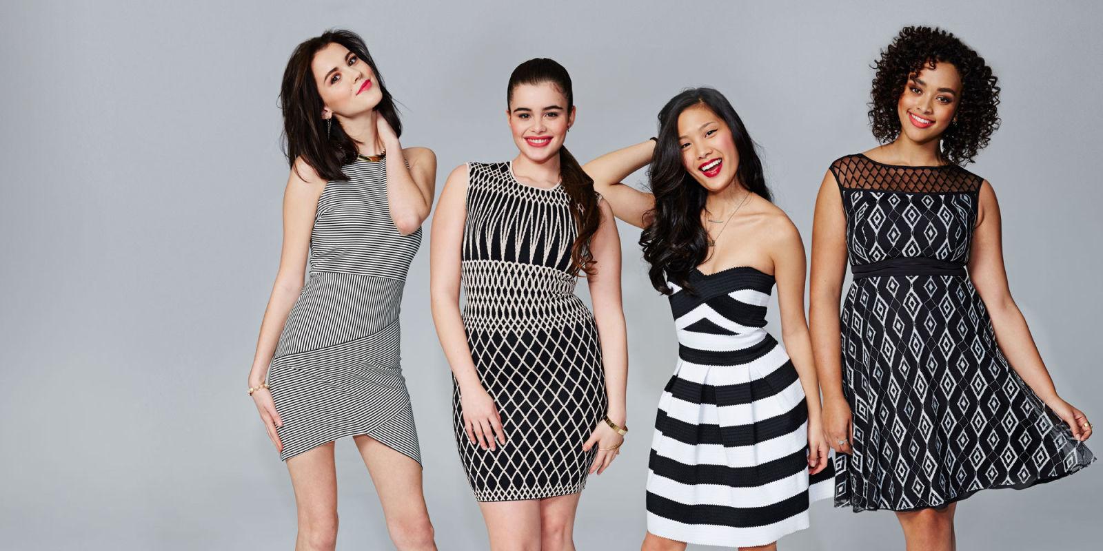 50d9d6c4ace Красивые и стильные платья для девочек-подростков  основные тенденции 2017  года. Модные подростковые платья 2017