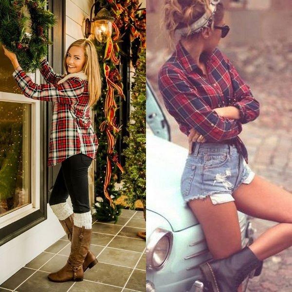 На фото подростковая одежда 2015-2016 года