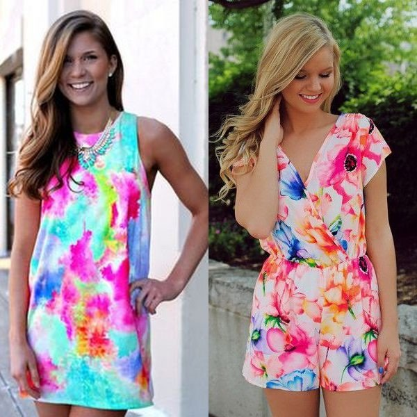 На фото одежда для девочек подростков