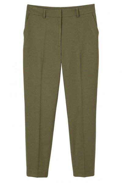 Укороченные брюки Monki