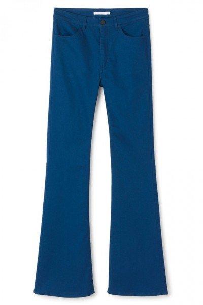 Расклешенные брюки Weekday
