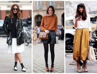 Одевайся как стильная парижанка: 5 советов