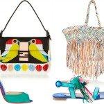 Обувь и сумка в одном стиле смотрятся очень современно