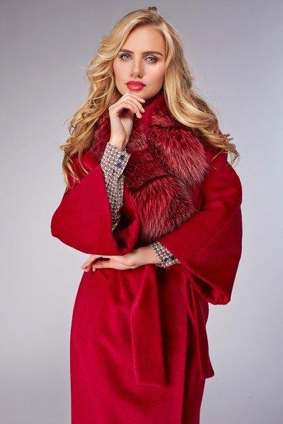 Пальто итальянского бренда Teresa Tardia