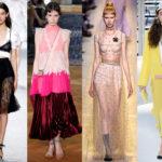 Весна-лето 2017 неделя моды в париже