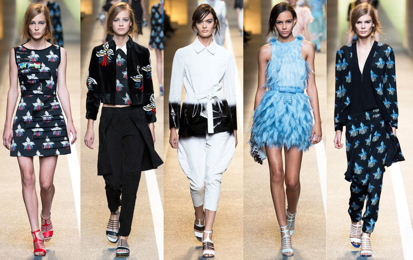 Молодёжная Повседневная Мода Весна 2017