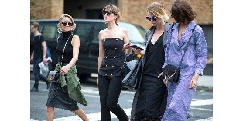 Неделя моды в Нью-Йорке. Фото: Diego Zuko