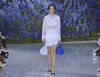 Новая коллекция от Dior сезона весна-2016: 5 моментов, которые заставили нас улыбнуться