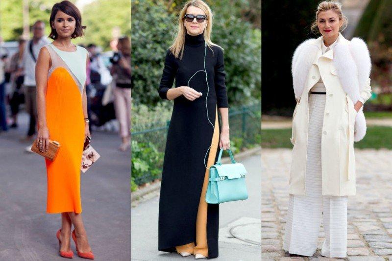 Уличная мода. Журнал Harper's Bazaar