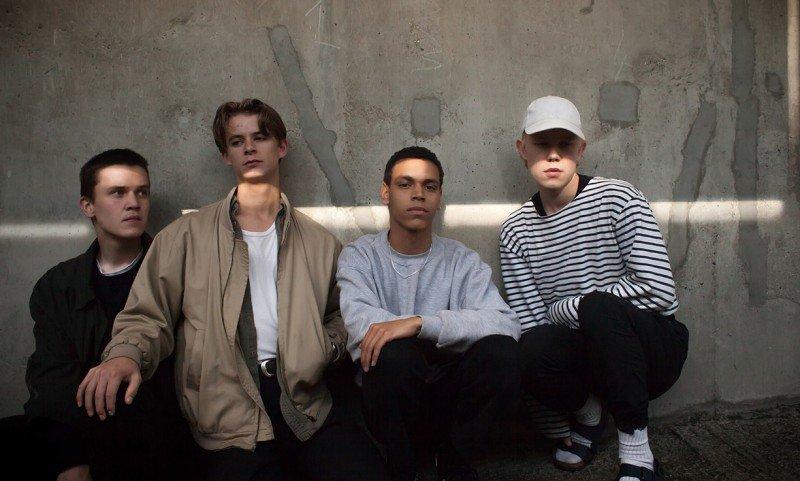 Датская группа Liss