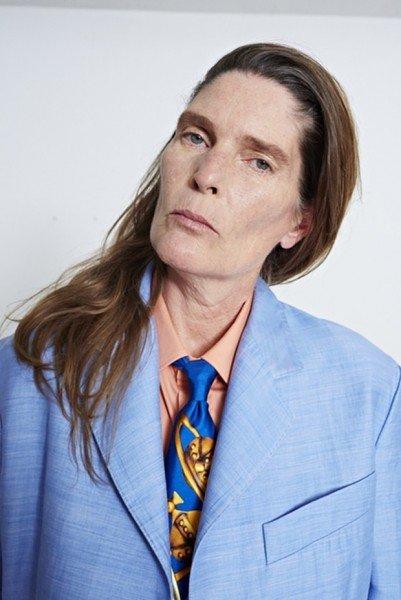 Лесли Винер в новой рекламной кампании Vivienne Westwood