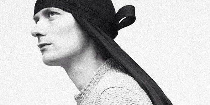 Скандально известная модель Джека Дирк, бывший вдохновитель Рика Оуэнса