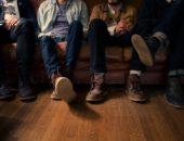 Мужчины в обуви от Oliberte