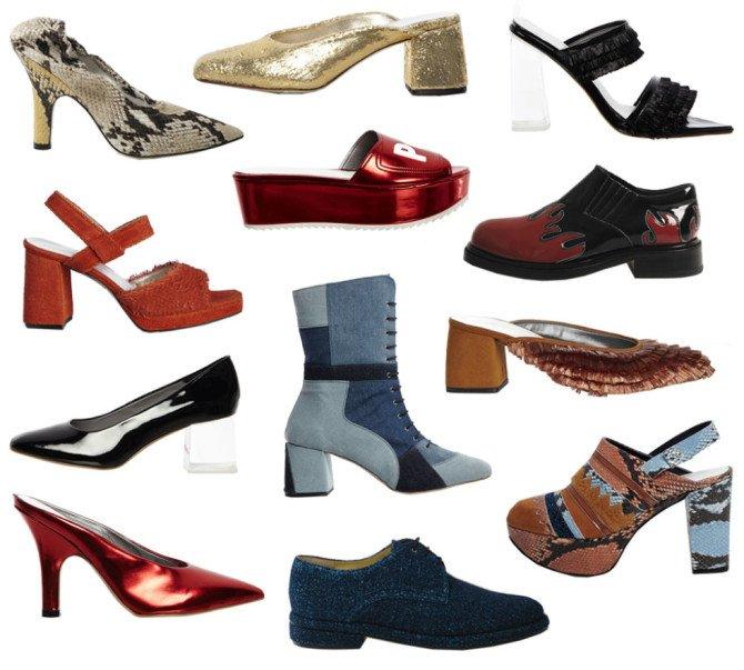 Обувь от Amelie Picard