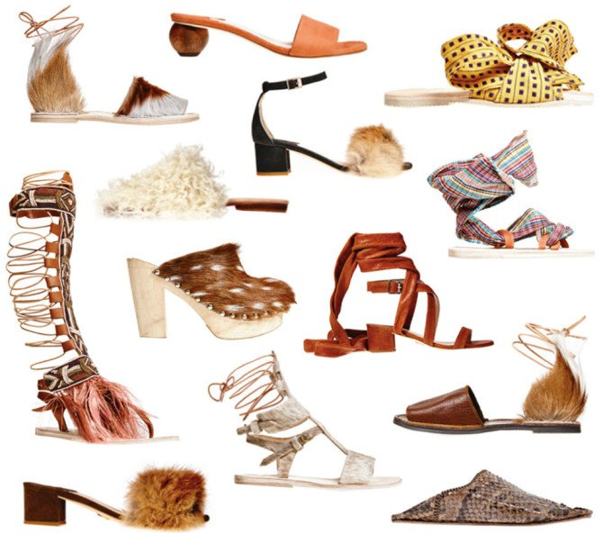 Обувь от Brother Vellies