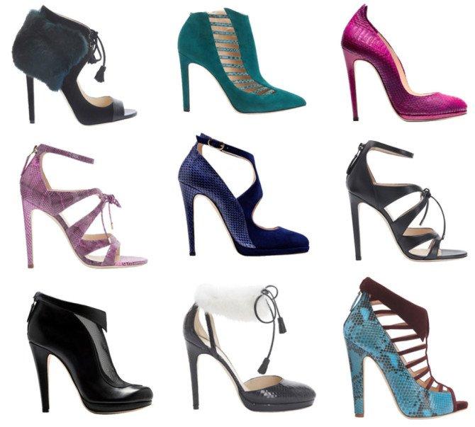 Обувь от Chloe Gosselin