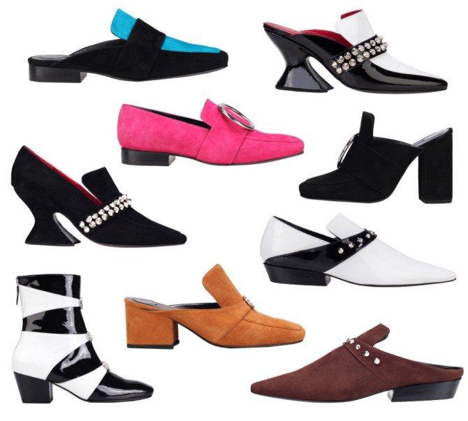 Обувь от Dorateymur